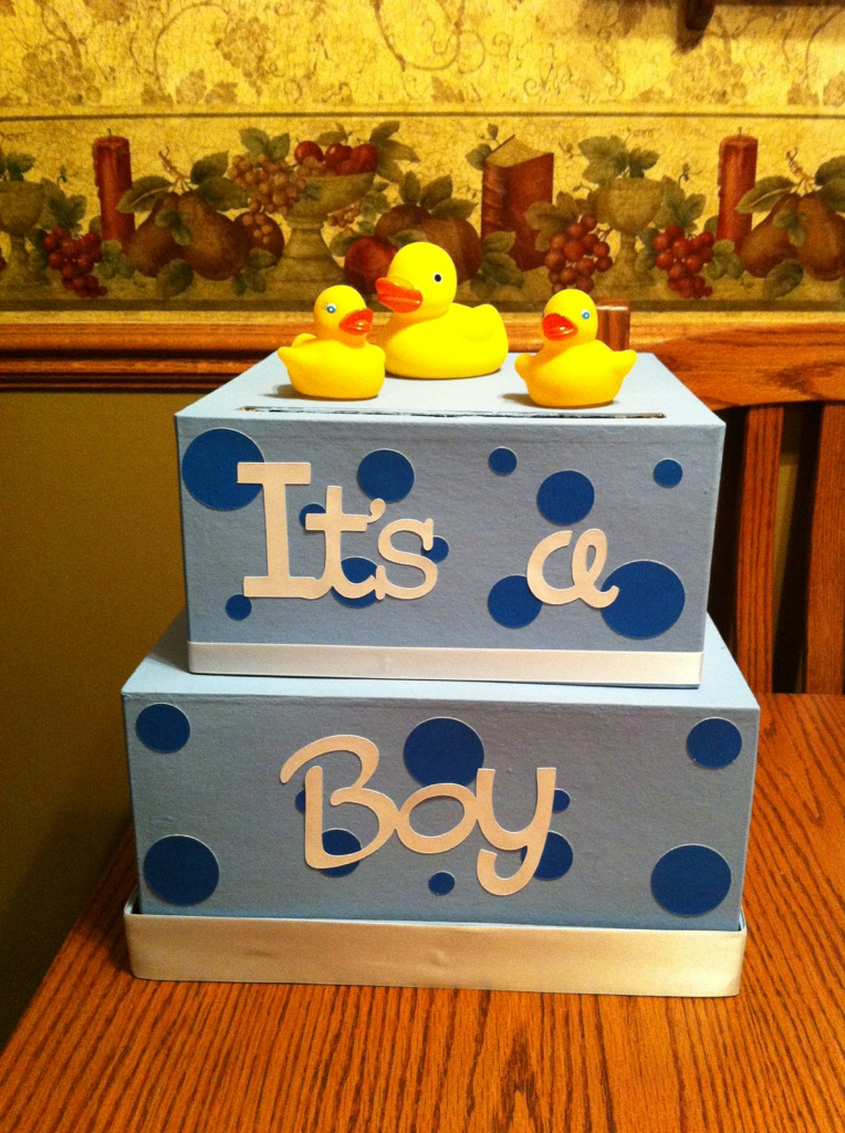 creation 39 s by danielle baby shower cardbox