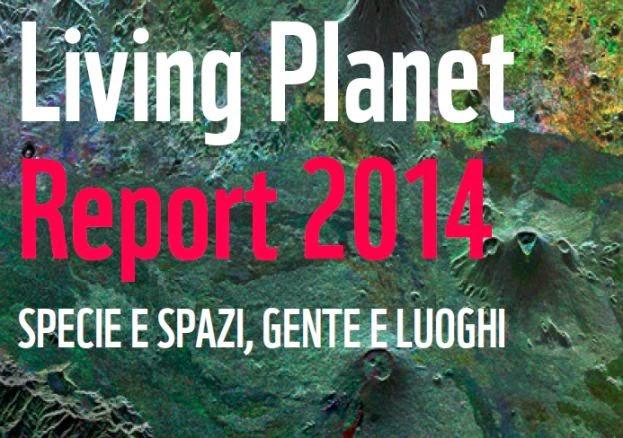 Report consumo del pianeta