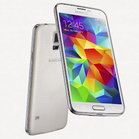 Samsung Galaxy S5 official photo
