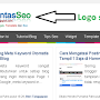 Cara Mengganti Judul Blog dengan Gambar Logo