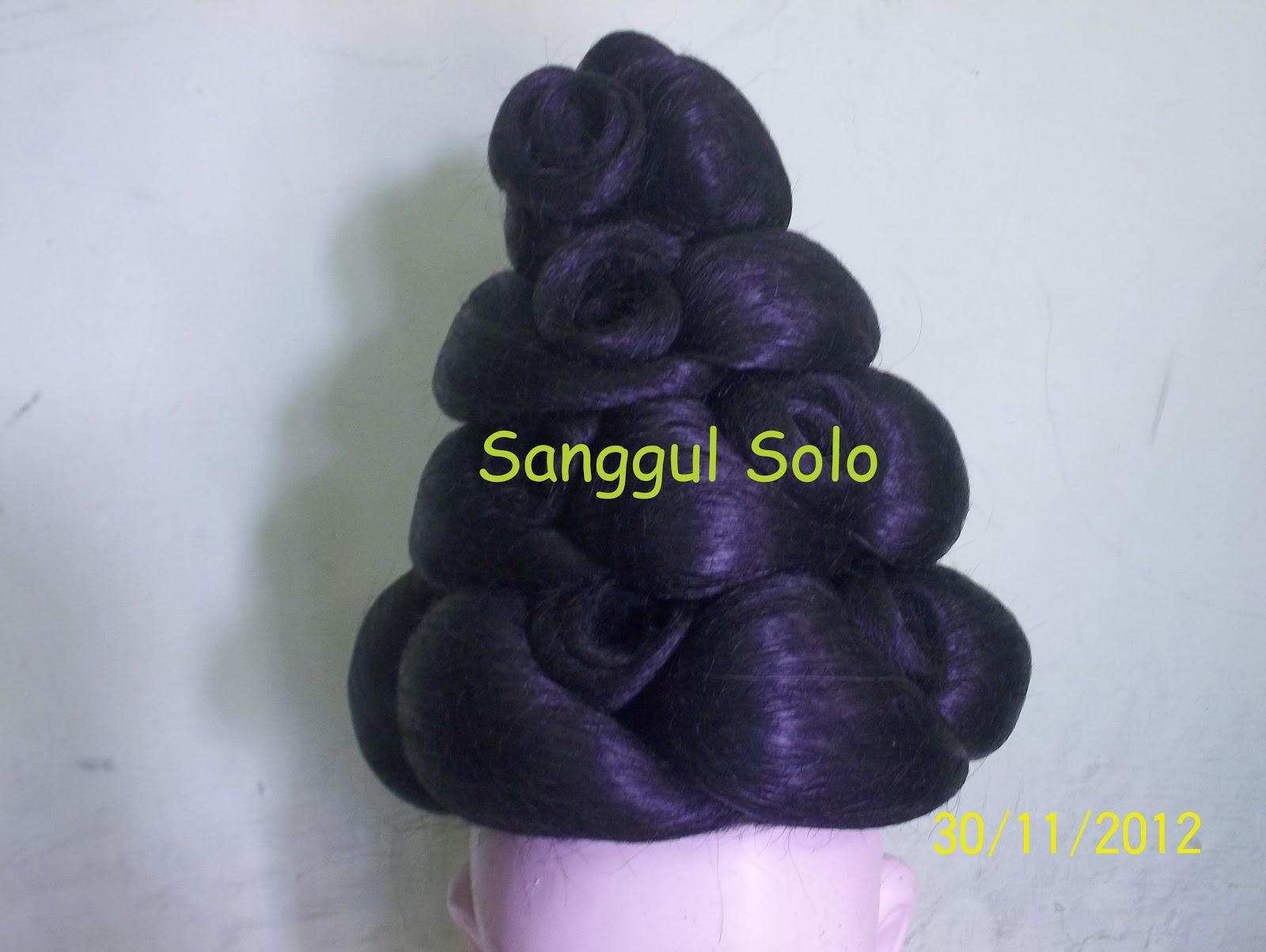 Sanggul Loro Jonggrang, IDR 40.000