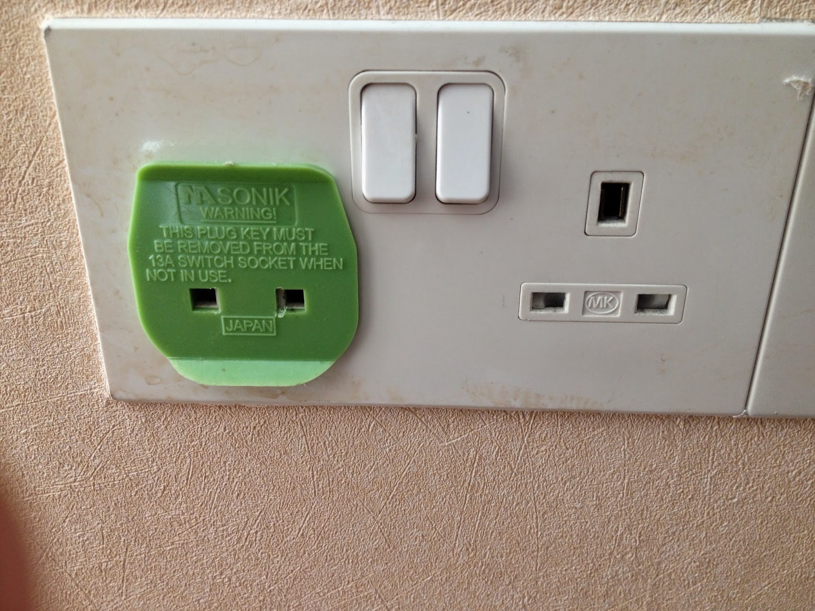 AC Power Plugs and Sockets | Singapore The Intersection シンガポール ...