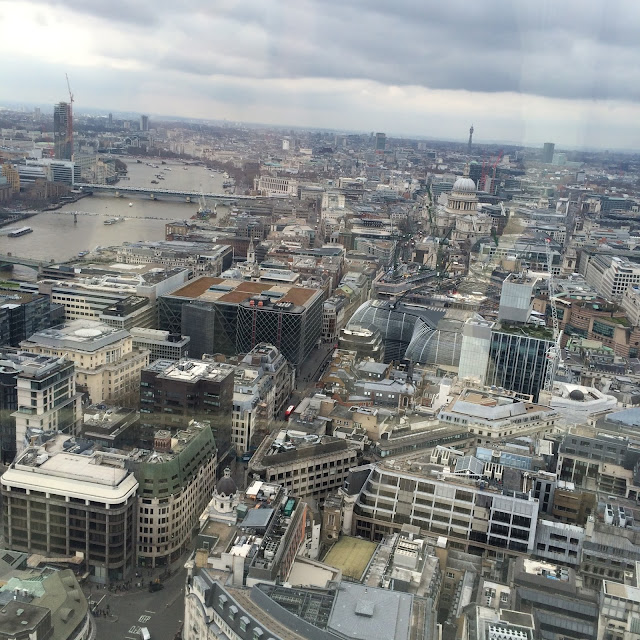 Sky Garden London by What Laura did Next