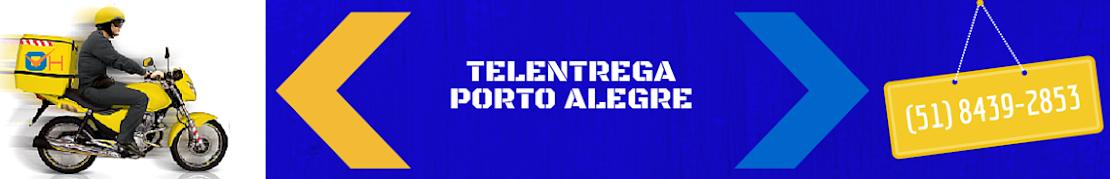 Entrega rápida via Motoboy para Porto Alegre