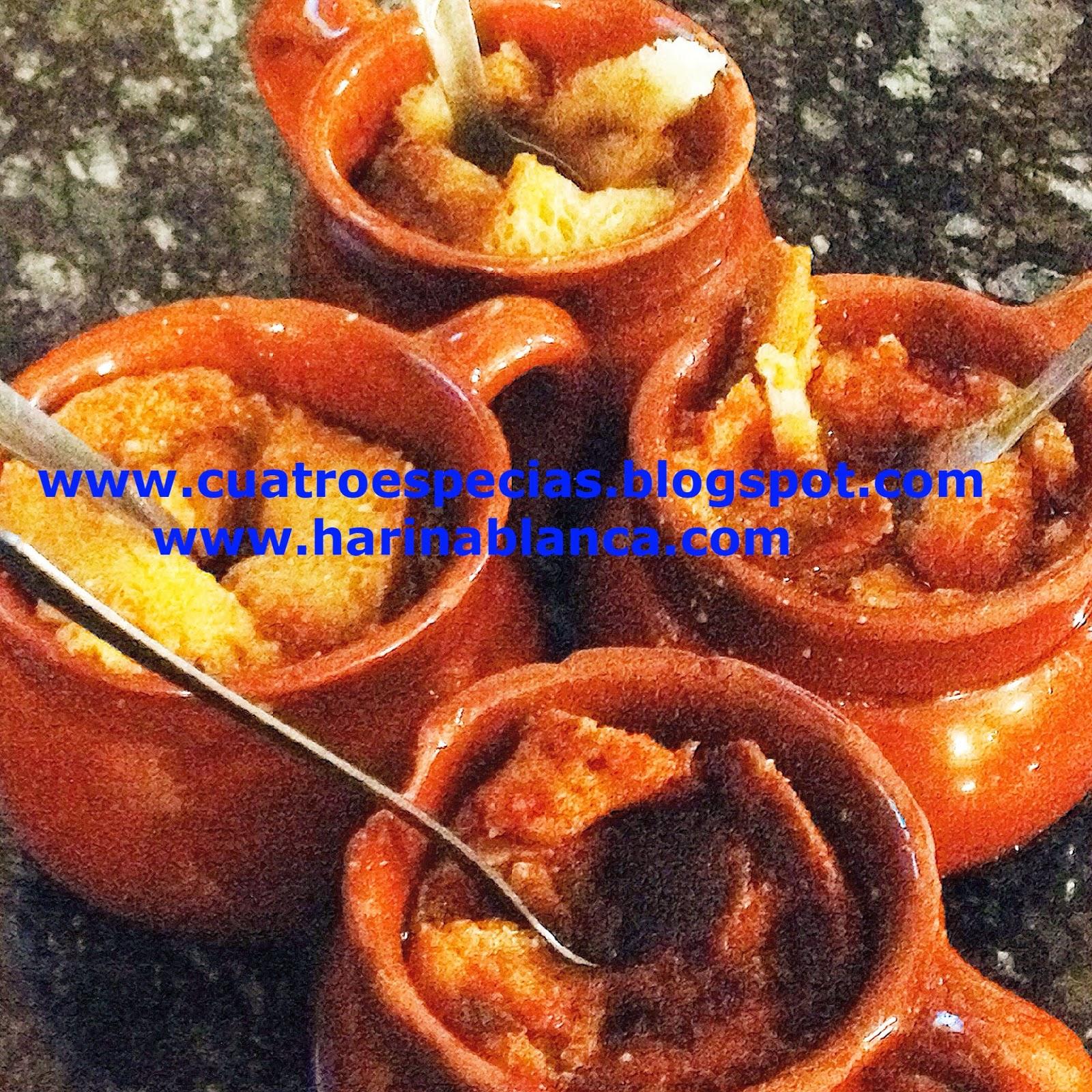 www.cuatroespecias.blogspot.com. sopas de congrio