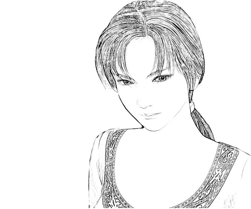 printable-shenmue-xiuying-character-coloring-pages