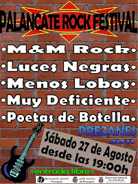 Palancate Rock Festival 2011