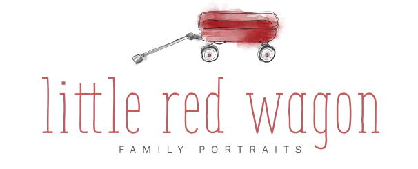 Little Red Wagon Family Portraits