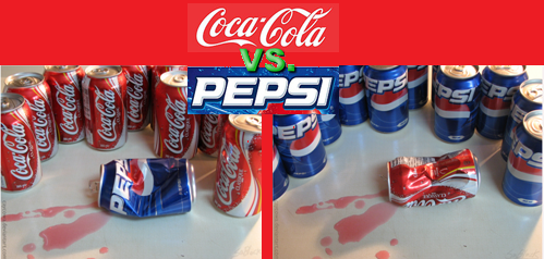 coca cola and pepsi essay
