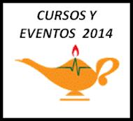 CURSOS Y EVENTOS 2014