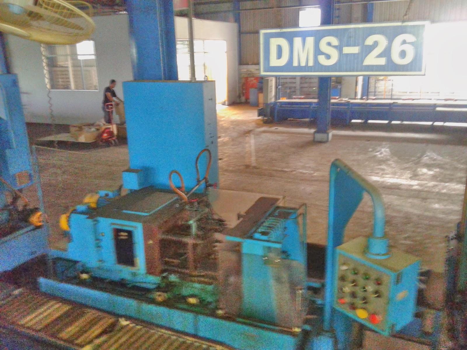 Yamakikai Indonesia  Spesial Machine  2 Unit  Ready To Sale