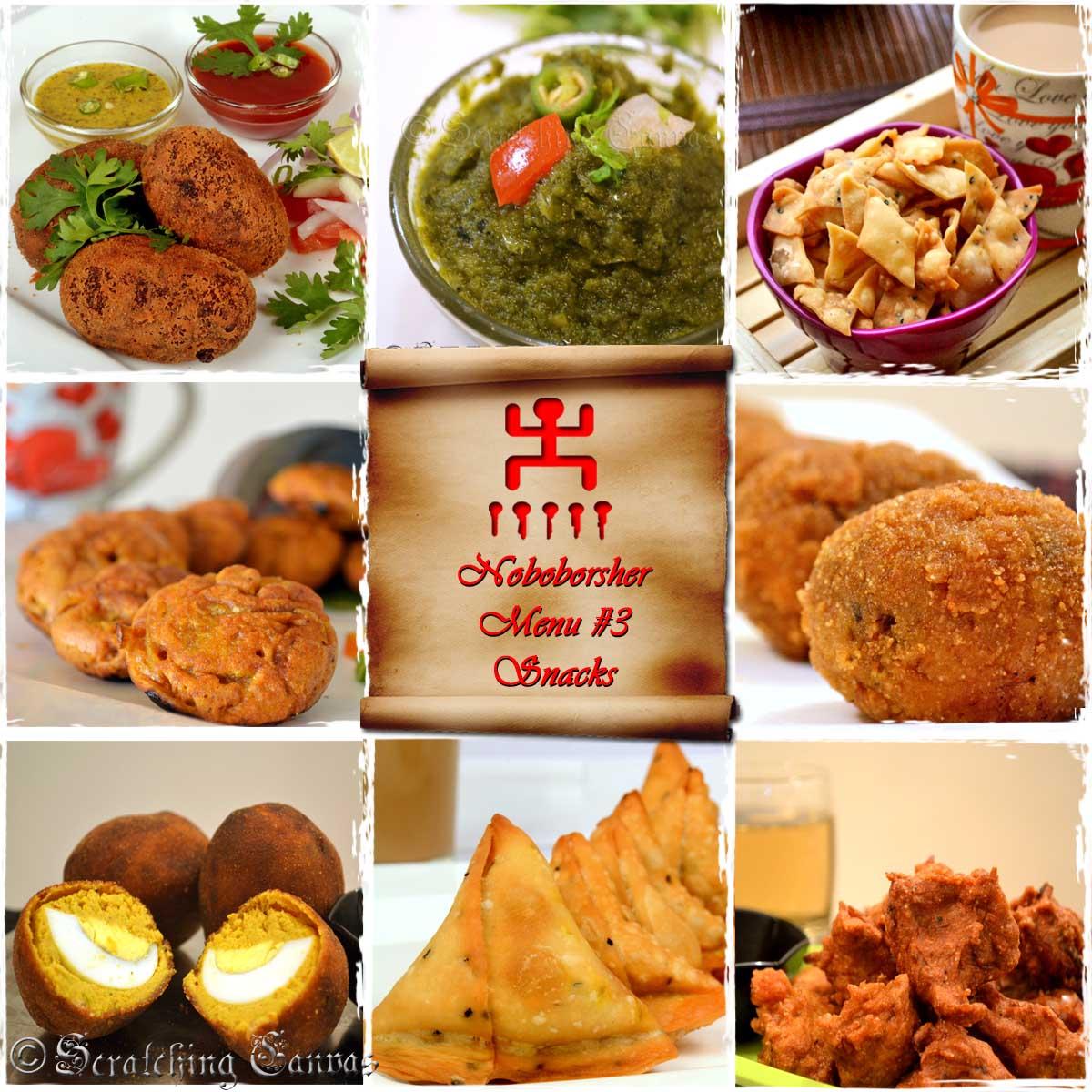 Poila baisakh nobo borsho bengali new year special menu roundup traditional bengali snacks forumfinder Images