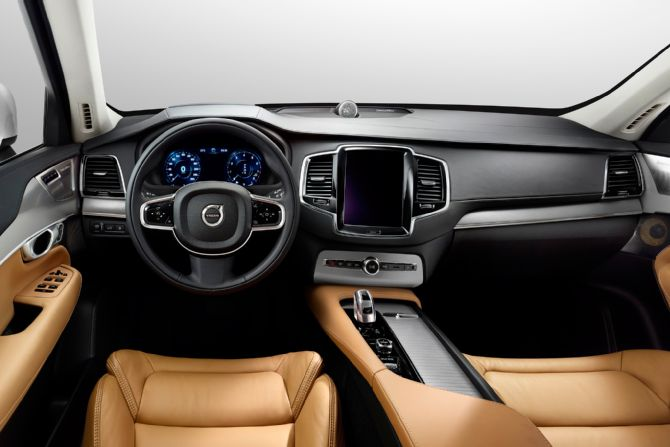 Awesome 2016 Volvo XC90 Might Lower