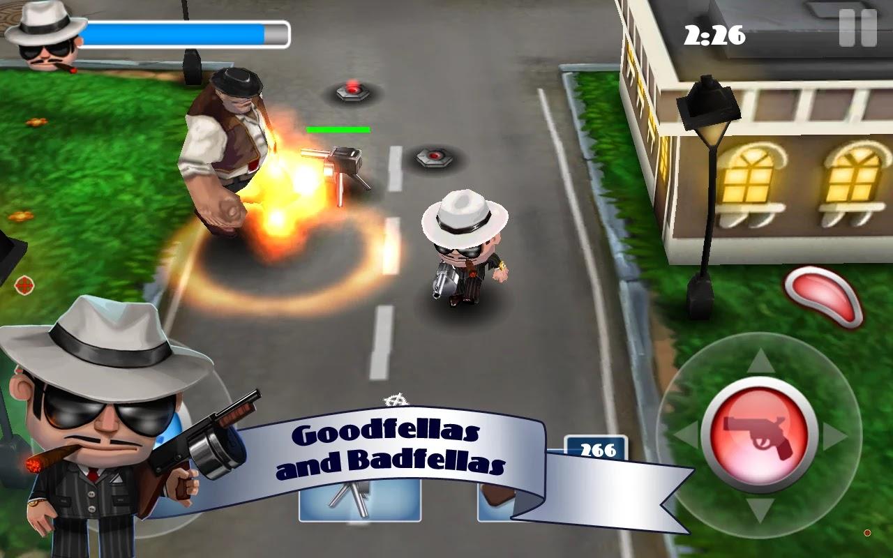 Mafia Rush™ v1.4.4 Mega Mod