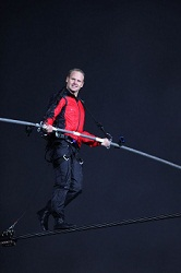 Nik Wallenda: Life on the rope