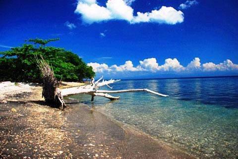 Objek wisata Pulau Moyo 2