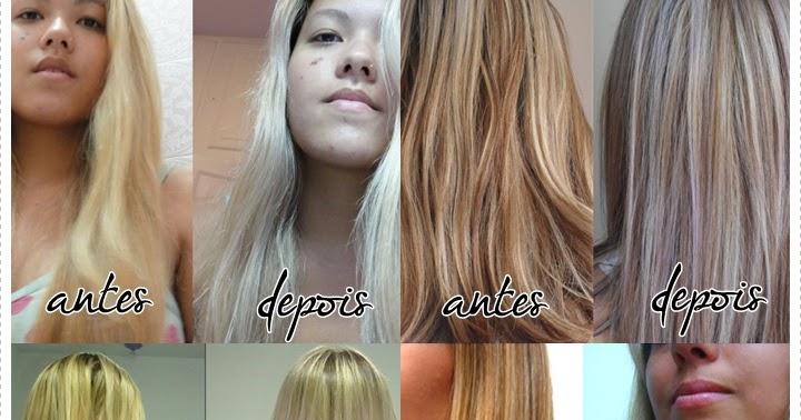 Super Todas nós queremos!: Dica: Platinando o cabelo com Violeta Genciana SW13