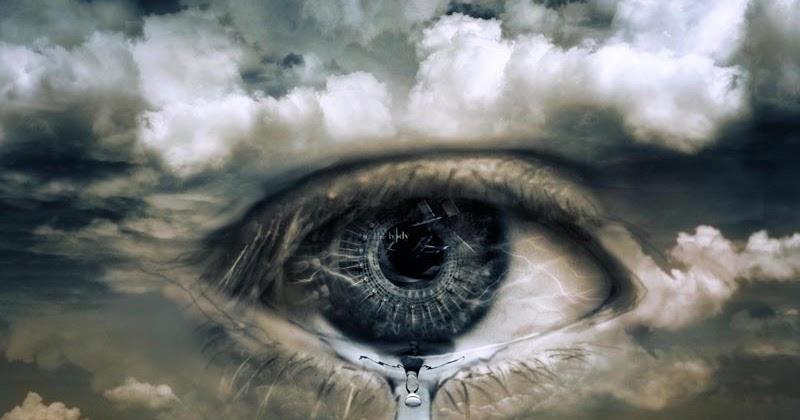 Как выглядят слезы разных чувств под микроскопом