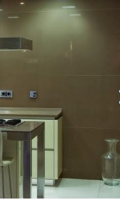 benita-faq: de quelle couleur repeindre les lambris de ma cuisine ... - Meuble Cuisine Couleur Vanille