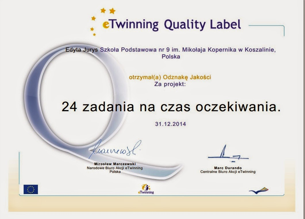 W eTwinning