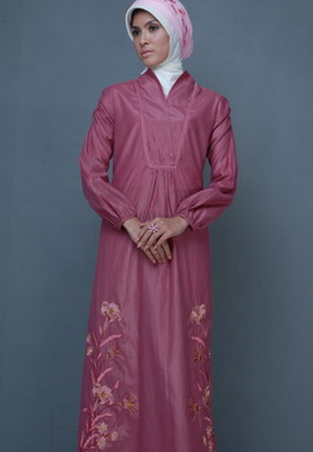 Gambar Baju Gamis Modern 252 ~ Baju Gamis Modern