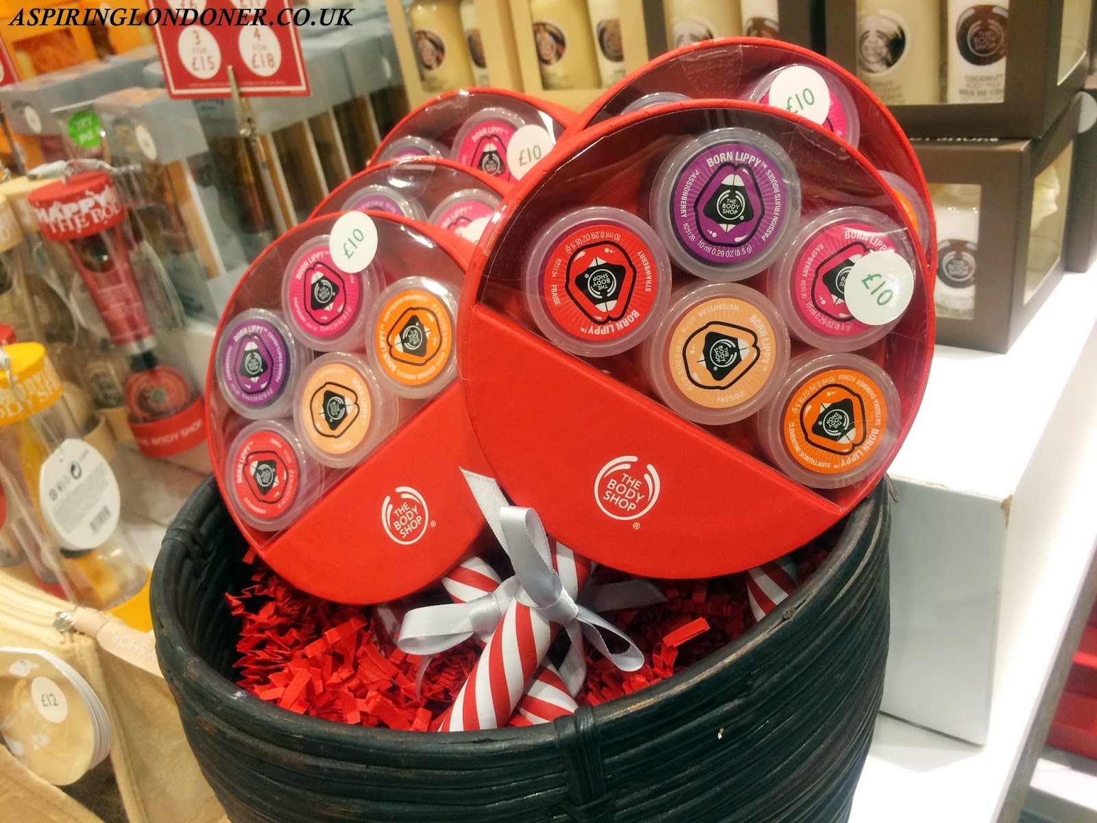 The Body Shop Christmas Gift Sets - Aspiring Londoner