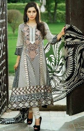 Tawakkal Fabrics Midsummer Lawn 2014