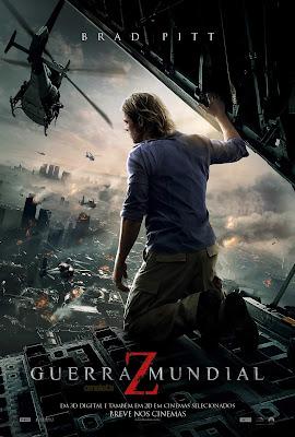 Guerra Mundial Z (2013) [Dvdrip] [Latino] [1 Link]