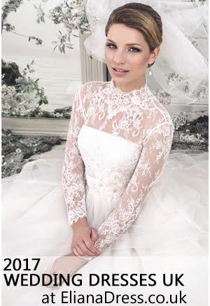 Wedding dresses uk at elianadress.co.uk