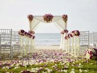 5 Tempat Untuk Pernikahan Impian Anda