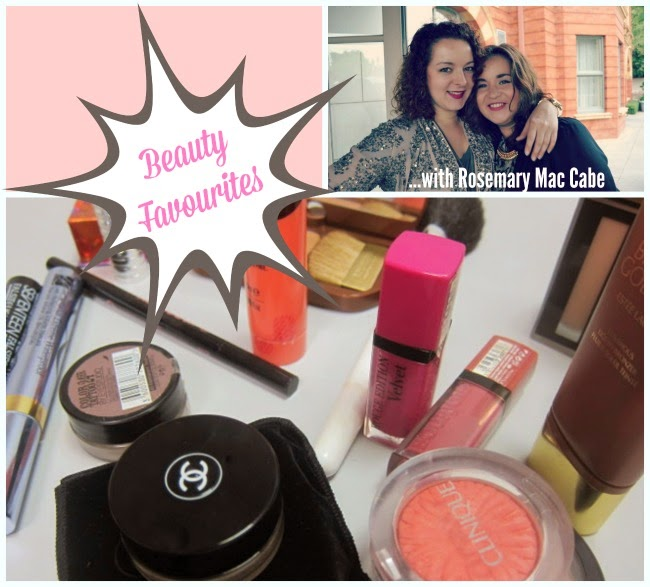 Beauty Favourites Fluff and Fripperies and Rosemary Mac Cabe