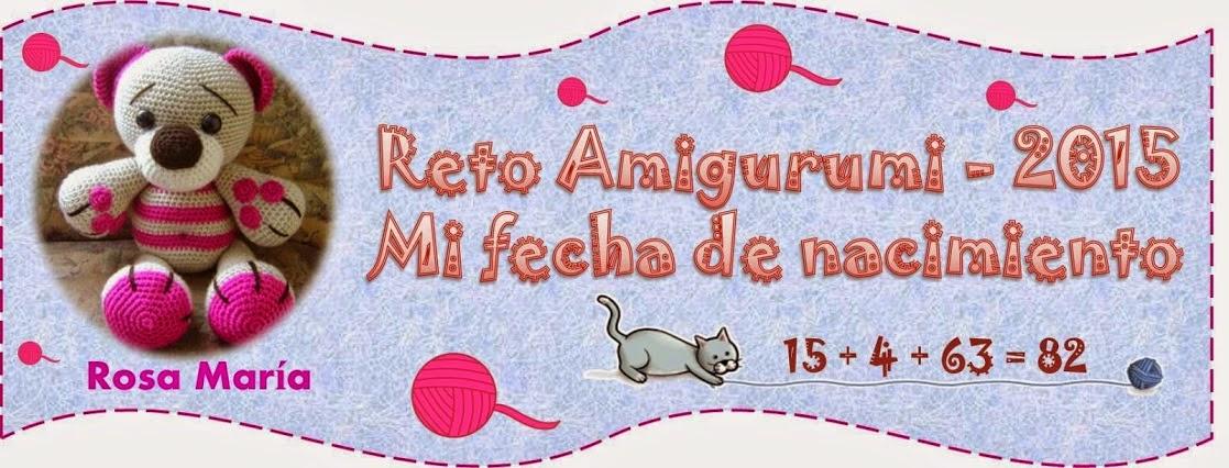 RETO AMIGURUMIS