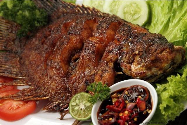 Resep Ikan Bakar Cianjur Sederhana, Beserta Cara Membuat Ikan Bakar Cianjur Sederhana