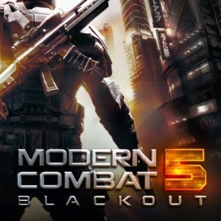 Gameloft rilis video trailer Modern Combat 5: Blackout