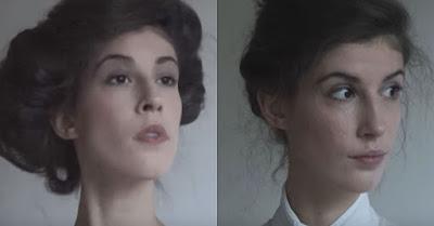 Frumuseţea femeii de-a lungul deceniilor - Video