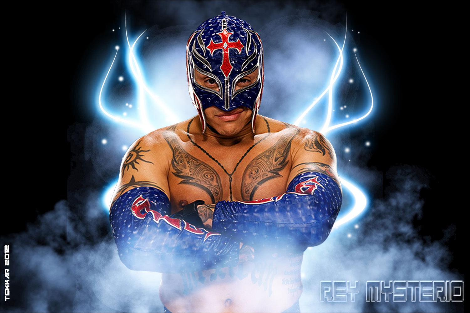 how tall is ray mysterio