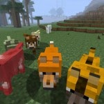 More Wolves 1.4.7 Mod Minecraft 1.4.7