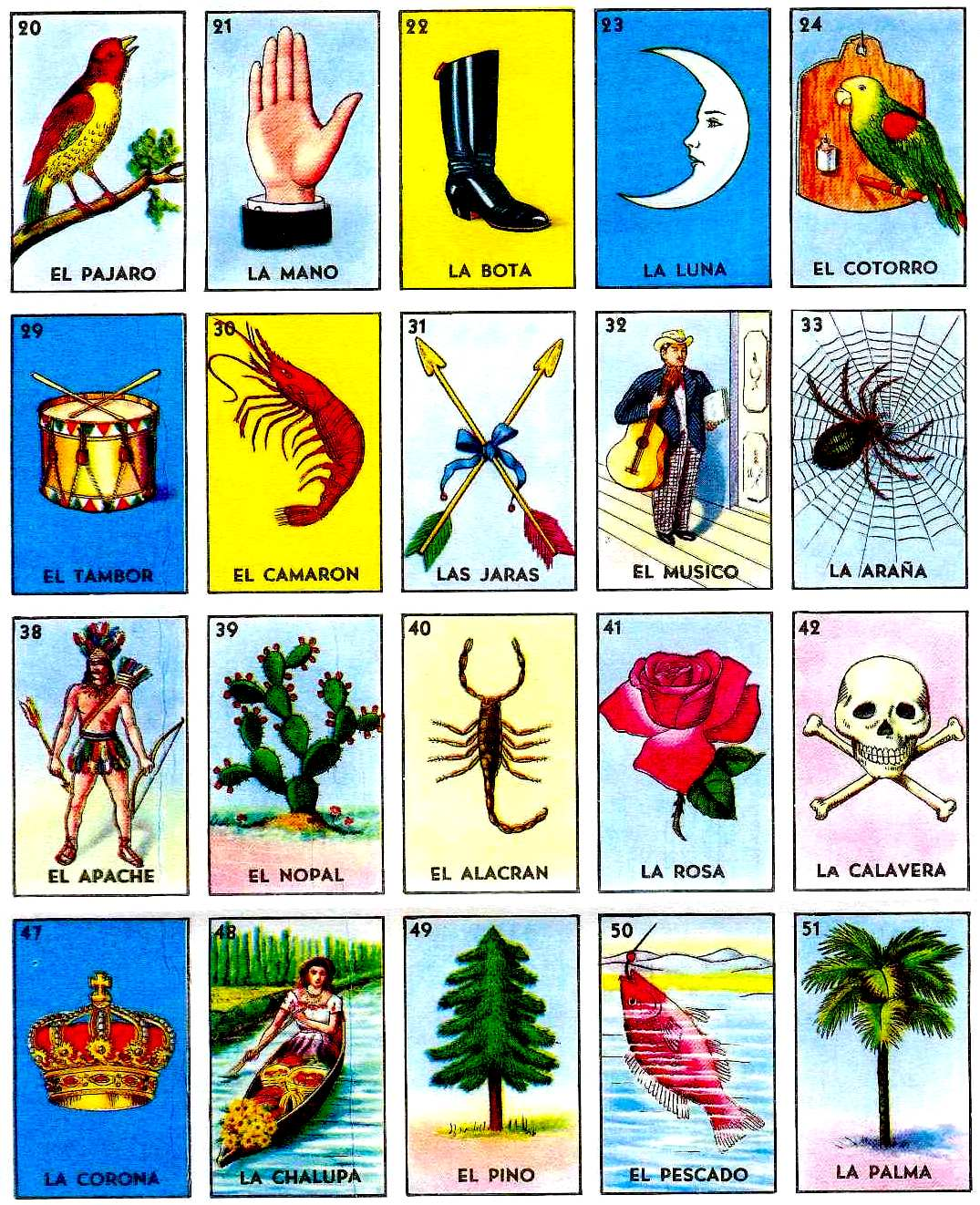 Ren 233 Colato La 237 Nez Blog Loteria Riddles And Translations