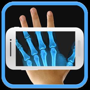 تطبيق اكس راي سكانر X-Ray الماسح الضوئي للاندرويد