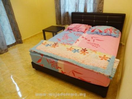 bilik di homestay murah kelantan