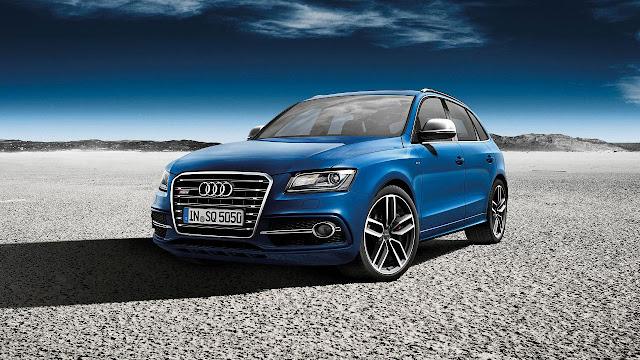 SQ5 TDI Audi  front