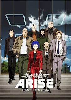 assistir - Ghost in the Shell: Arise - online