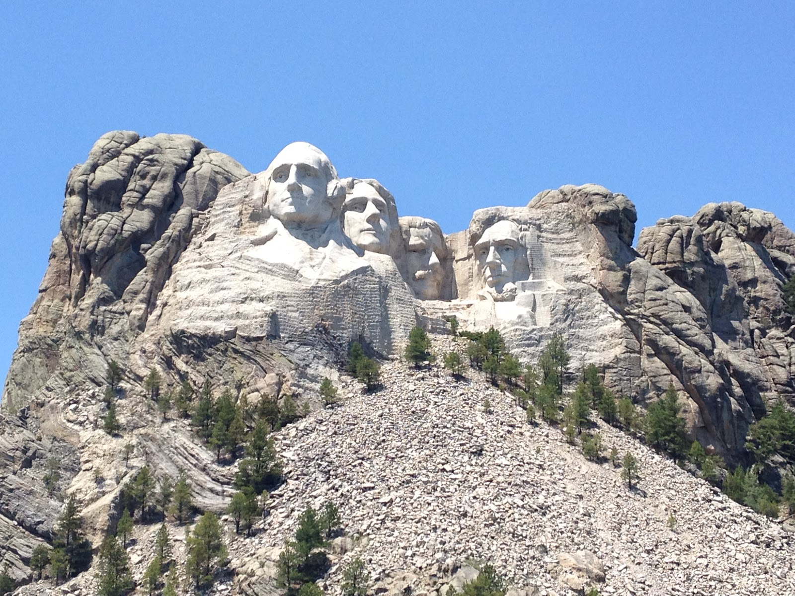 how to travel to mt rushmore