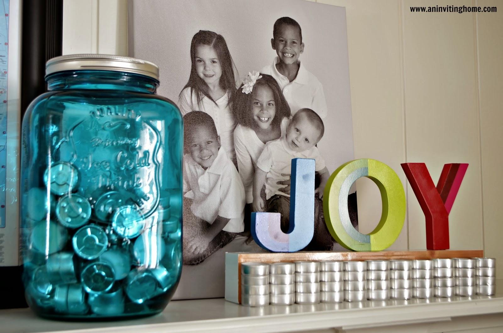 Target Joy Sign