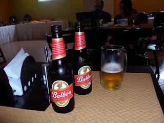 Cerveja Balboa produzida no Panamá