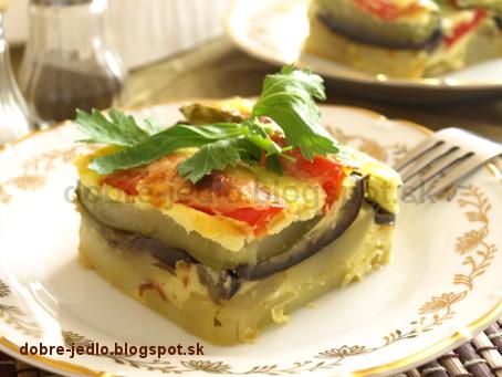 Zeleninová musaka - recepty