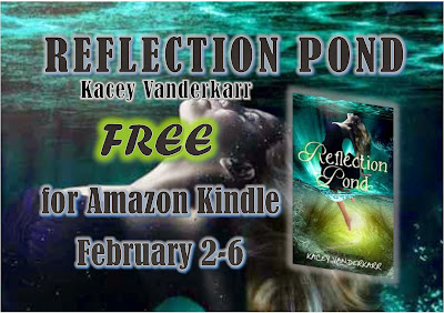 http://www.amazon.com/Reflection-Pond-Kacey-Vanderkarr-ebook/dp/B00JCZ8V8M/ref=sr_1_3?ie=UTF8&qid=1420873945&sr=8-3&keywords=Kacey+Vanderkarr