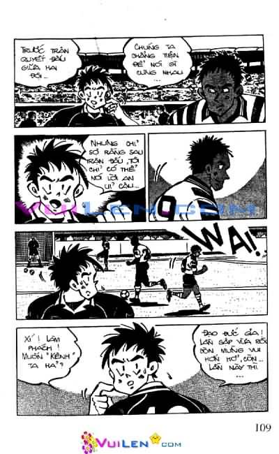 Jindodinho - Đường Dẫn Đến Khung Thành III Tập 63 page 109 Congtruyen24h