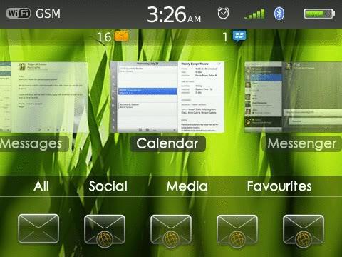 Tema Blackberry Keren, Tema Blackberry, Themes BB Keren