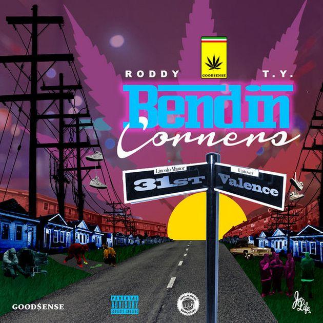 Roddy & T.Y. - Bendin Corners (EP)